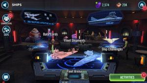 SWGOH - Ships Strategy