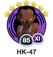 SWGoh - HK-47 Mods