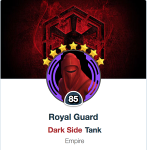Imperial Royal Guard - SWGoH - Mods