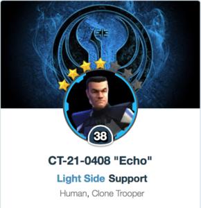 SWGOH Echo - Mods