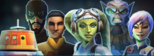 SWGoH - Star Wars Rebels