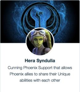 Hera Syndulla - SWGoH