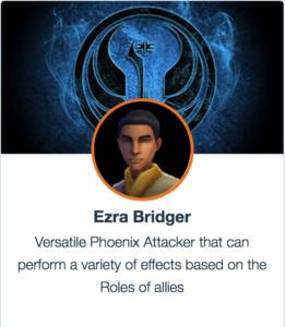 Ezra Bridger SWGoH Review