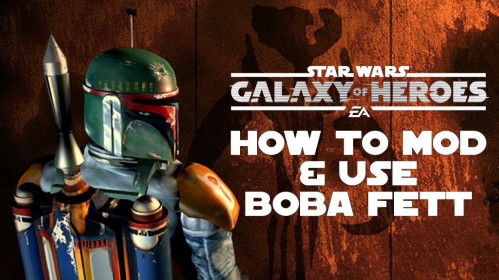 SWGoH: Come Mod Boba Fett