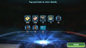 SWGoH Cassian's U-Wing Bundle