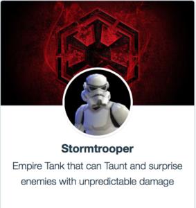 SWGoH: Stormtrooper Mods