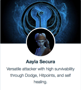 Best Mods for Aayla Secura - SWGoH