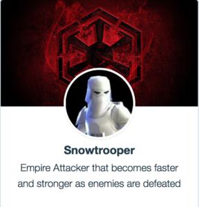 Snowtrooper SWGoH Mods