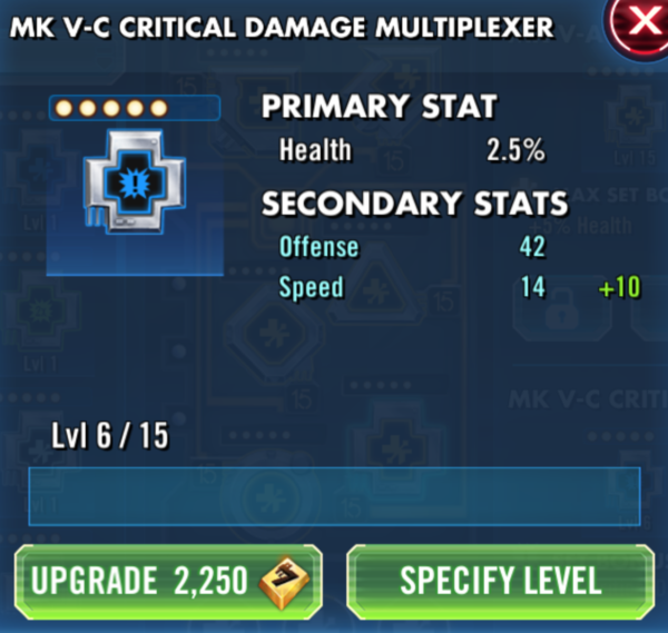 SWGoH: Speed Kills – How to Find the Best Speed Mods