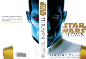 Thrawn Star Wars novel