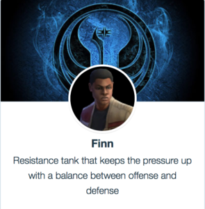 Finn - SWGoH