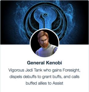 General Kenobi - SWGoH