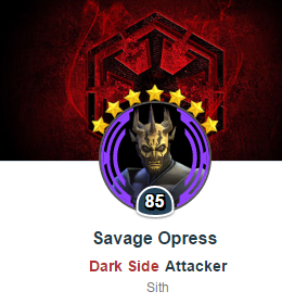 Shqyrtimi Savage Opress Zeta