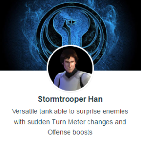 Stormtrooper Han Best Mods