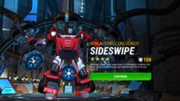 TFEW - Sideswipe