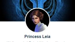 SWGoH Leia