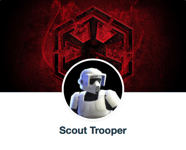SWGoH Trooper Scout