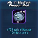 Mk 11 BlasTech