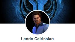 SWGOH - Lando Calrissian