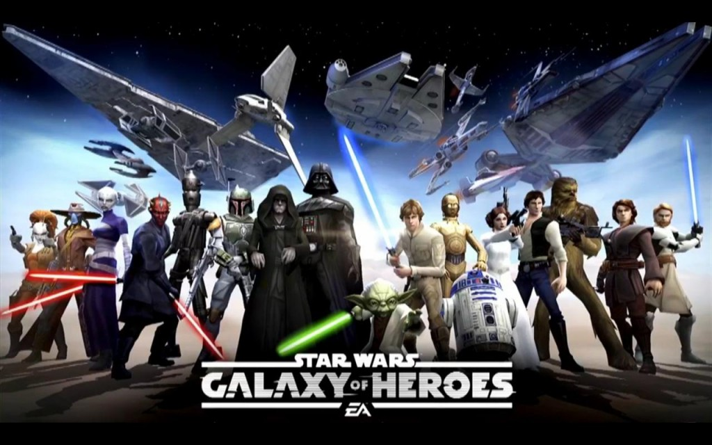 SWGoH: Servers down for Galaxy of Heroes | Gaming-fans com