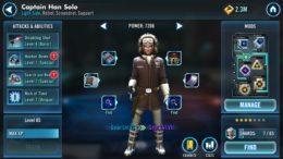 Captain Han Solo - SWGoH
