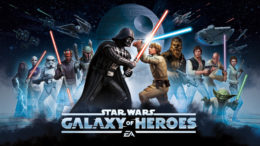 Galaxia Star Wars a eroilor