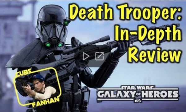 SWGoH Death Trooper