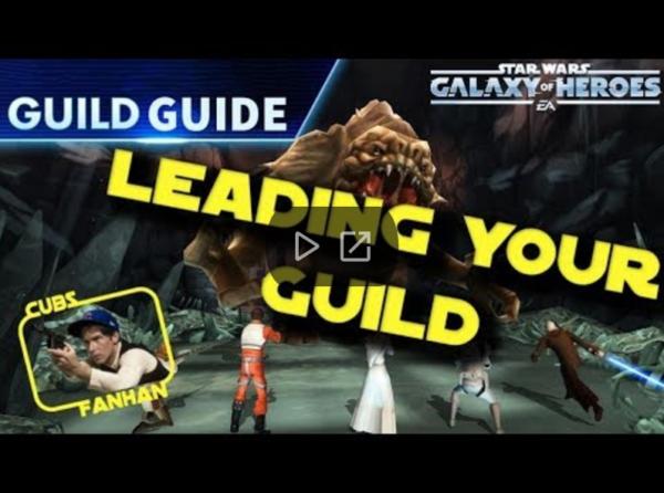 SWGoH - Effective Guild Leadership