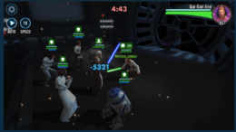 SWGoH reworked Old Ben