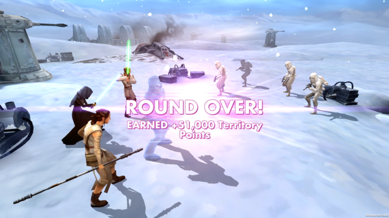 SWGoH: Territory Battles Hoth – Guide to Characters & Ships You Will