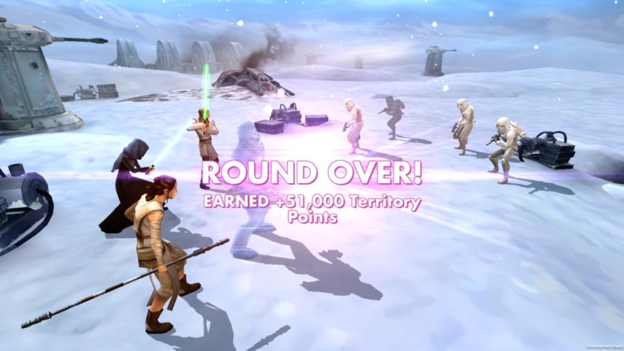 Territory Battles - SWGoH