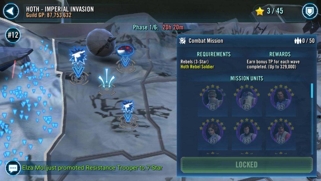 Territory Battles - Hoth