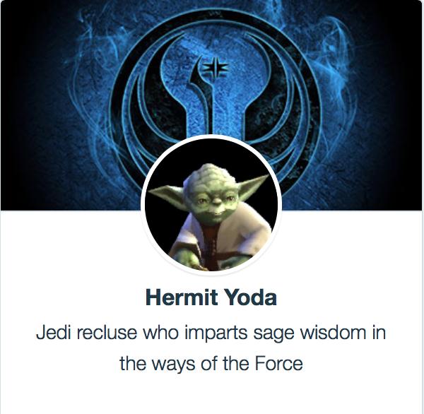 Hermit Yoda - SWGoH