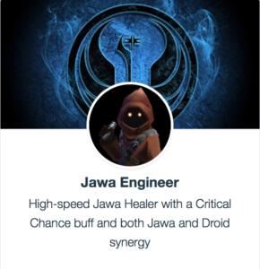 Jawa Engineer - SWGoH