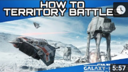 "SWGoH - ""Smithie D Territory Battles"""