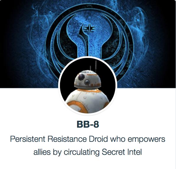 BB-8 - SWGoH