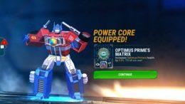 TFEW - Power Cores