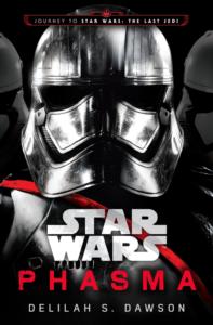 Il romanzo di Phasma di Star Wars