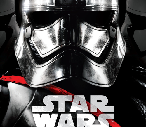 Star Wars Phasma roman