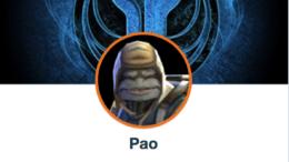 SWGoH - Pao