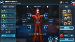 SWGoH - Mother Talzin