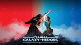 Rey vs Kylo Ren - SWGoH