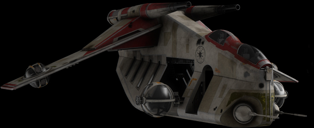 Star Wars Schlacht 2 Laat Gunship Gaming Fans Com