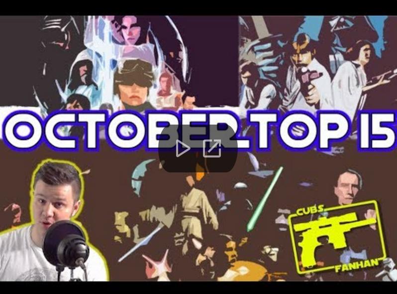 SWGoH - Top 15 List