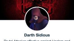 Darth Sidious - SWGoH