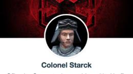 SWGoH - полковник Старк