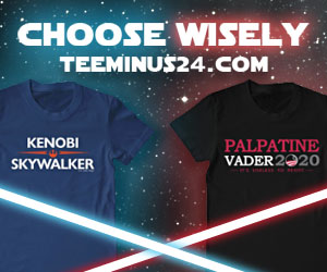 Star Wars themed tees