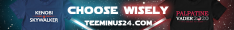 Star Wars @ TeeMinus24.com
