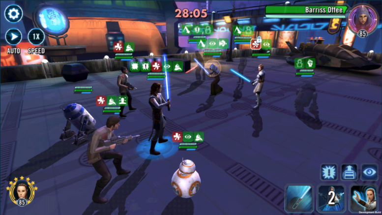 SWGoH Zeta Review: Rey (Jedi Training) | Gaming-fans com