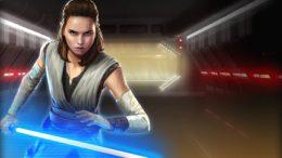 Allenamento Rey Jedi - SWGoH